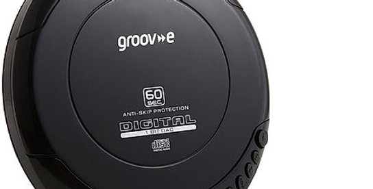 Groove GVPS110BK Portable CD Player
