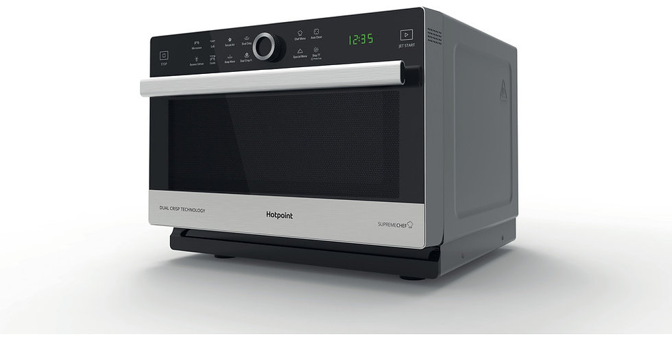 HOTPOINT MWH338SX Combi Microwave