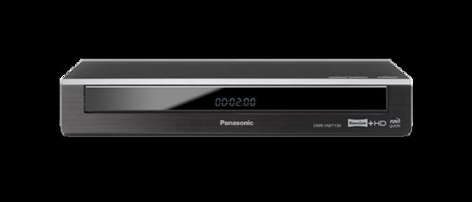 PANASONIC DMRHWT130EB9 HDD Recorder