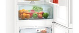 LIEBHERR CN431321 No Frost 60/40 Fridge Freezer