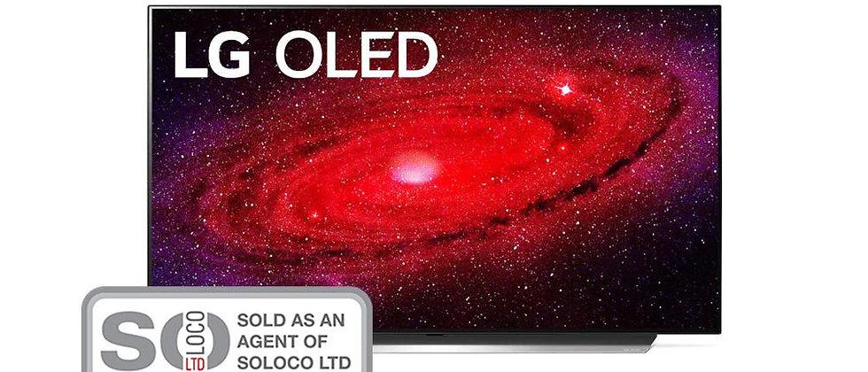 """LG OLED48CX5LC 48"""" Premium OLED TV"""