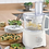 Thumbnail: KENWOOD FDP301WH Multipro compact Food Processor