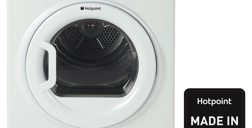 HOTPOINT SUTCD97B6P Condenser Dryer
