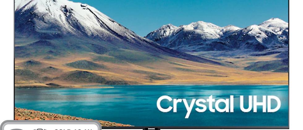 """SAMSUNG UE50TU8500UXXU 50"""" Crystal LED TV"""