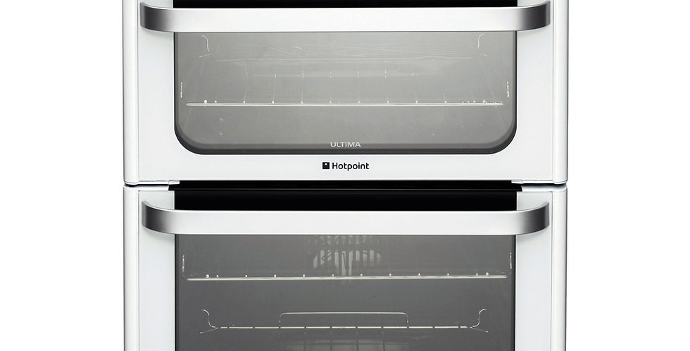 HOTPOINT HUI612P Double Cooker