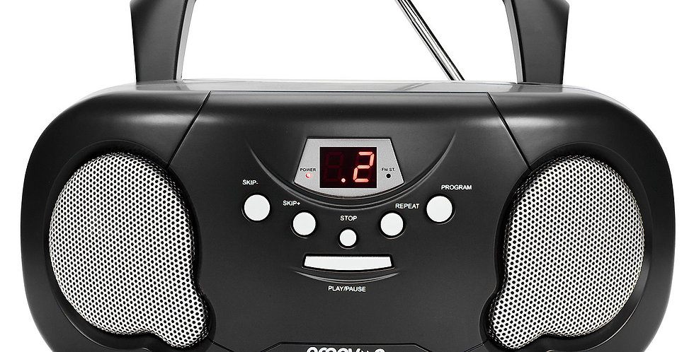 Groove GVPS733BK CD Player and Radio