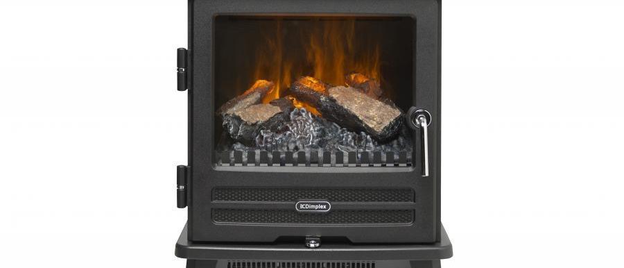 DIMPLEX WLL20 Willowbrook Opti-Myst Stove Fire