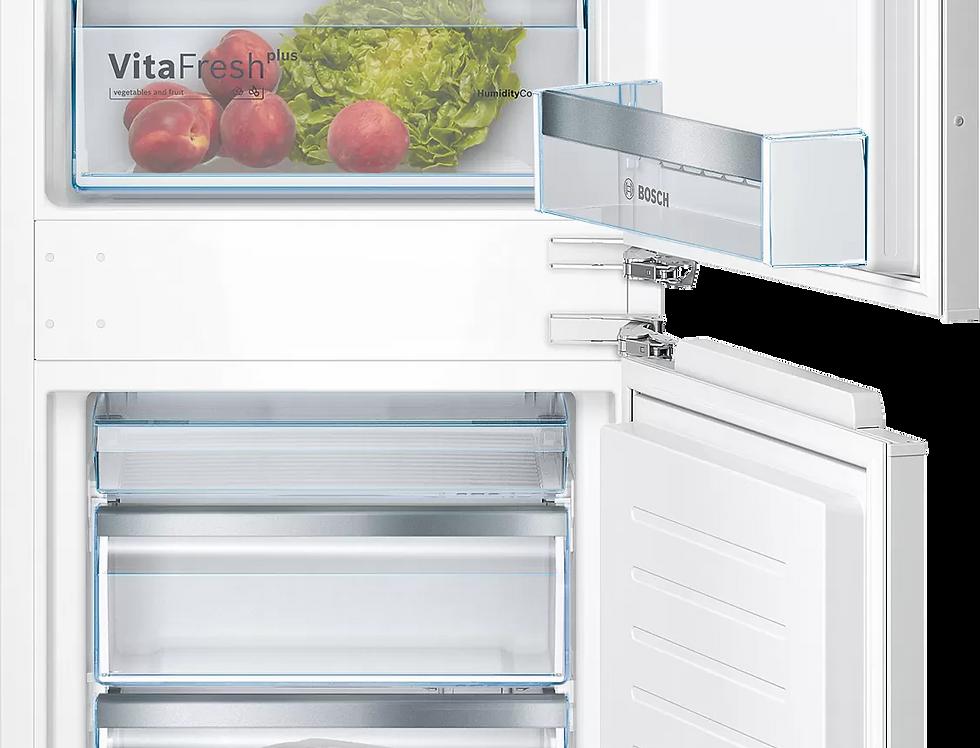 BOSCH KIN85AFE0G Built In Fridge Freezer