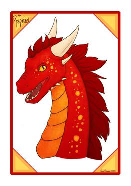Raphael's Dragon