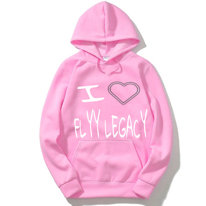 I ❤️ Flyy Legacy PullOver Hoodie