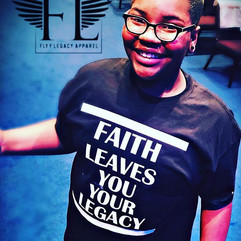 Shout-out to this super dope young lady rocking her #flyylegacyapparel  #liveyourlegacy #thisismylegacy