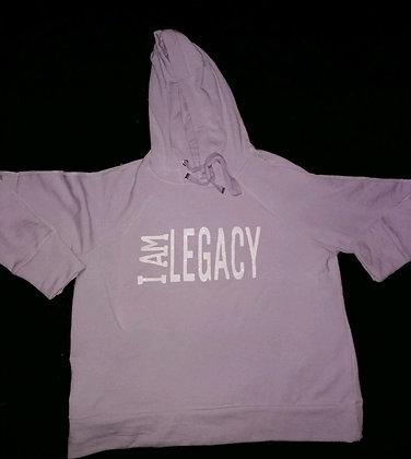 I Am Legacy Hoodie -Lavender