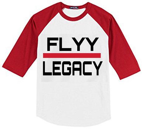 FLYY LEGACY BASEBALL TEE