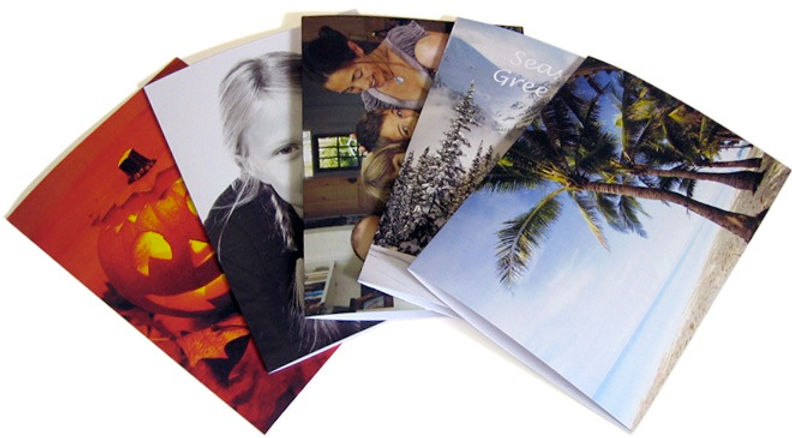 Custom greeting cards by Captivating Images