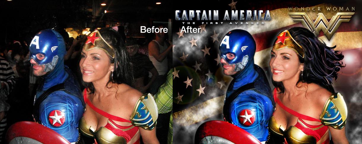 11 Captain America Wonder Woman after.jp