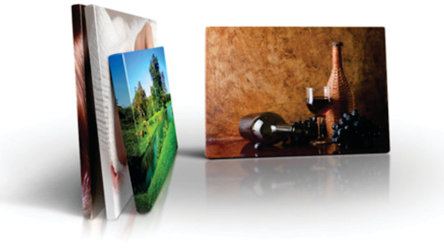 Custom mounted canvas artwork by Captivating Images