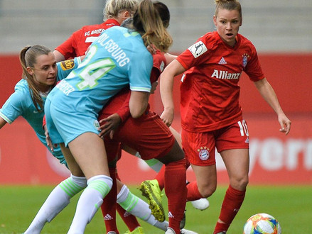 Frauen-Bundesliga match preview: the clash of the title contenders, Bayern Munich vs. VfL Wolfsburg