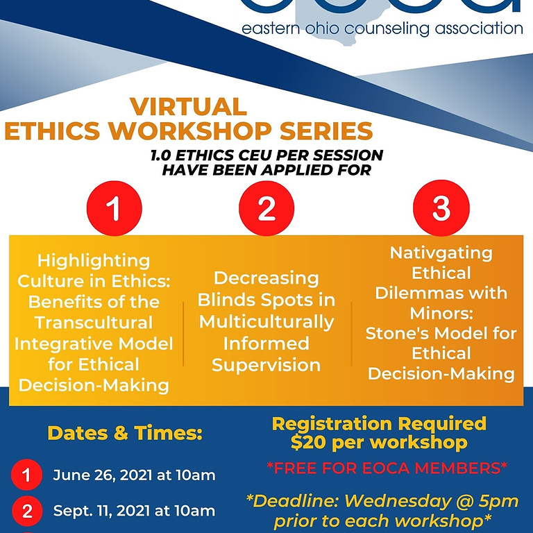 Highlighting Culture in Ethics: Benefits of the Transcultural Integrative Model for Ethical Decision-Making