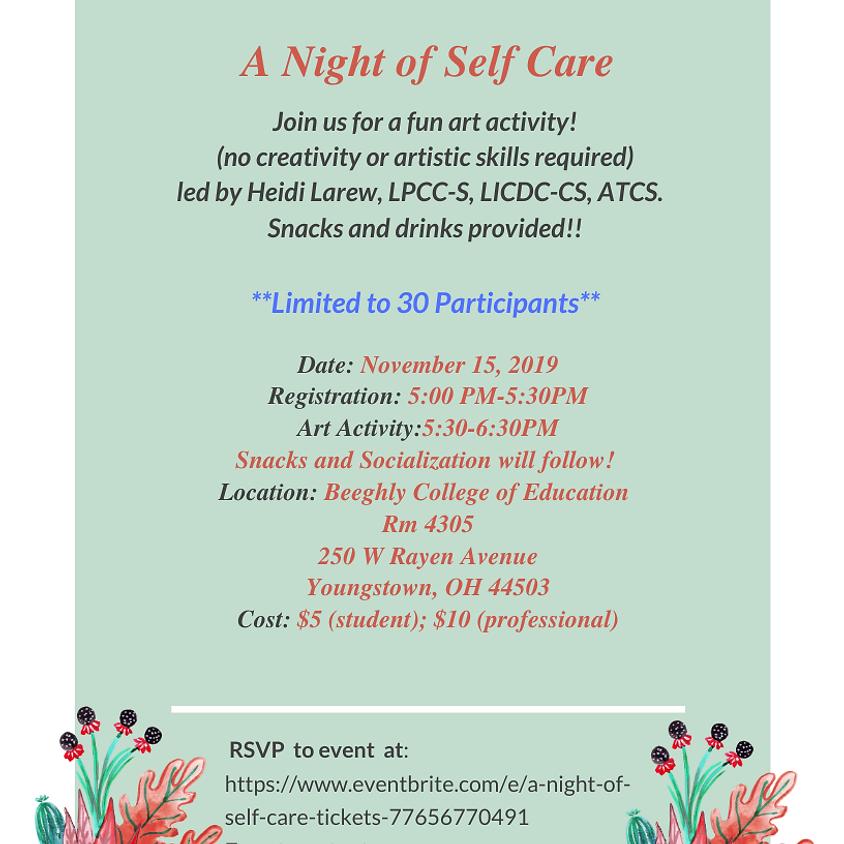 A Night of Self-Care