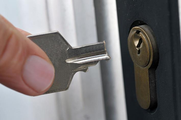 Broken/Jammed Keys in the Lock