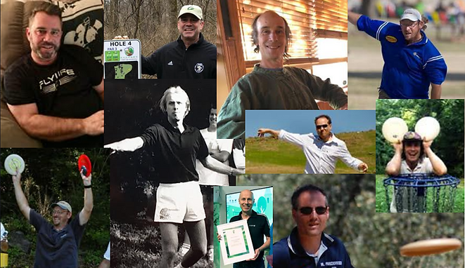 Disc Golf Hall of Fame Class of 2021