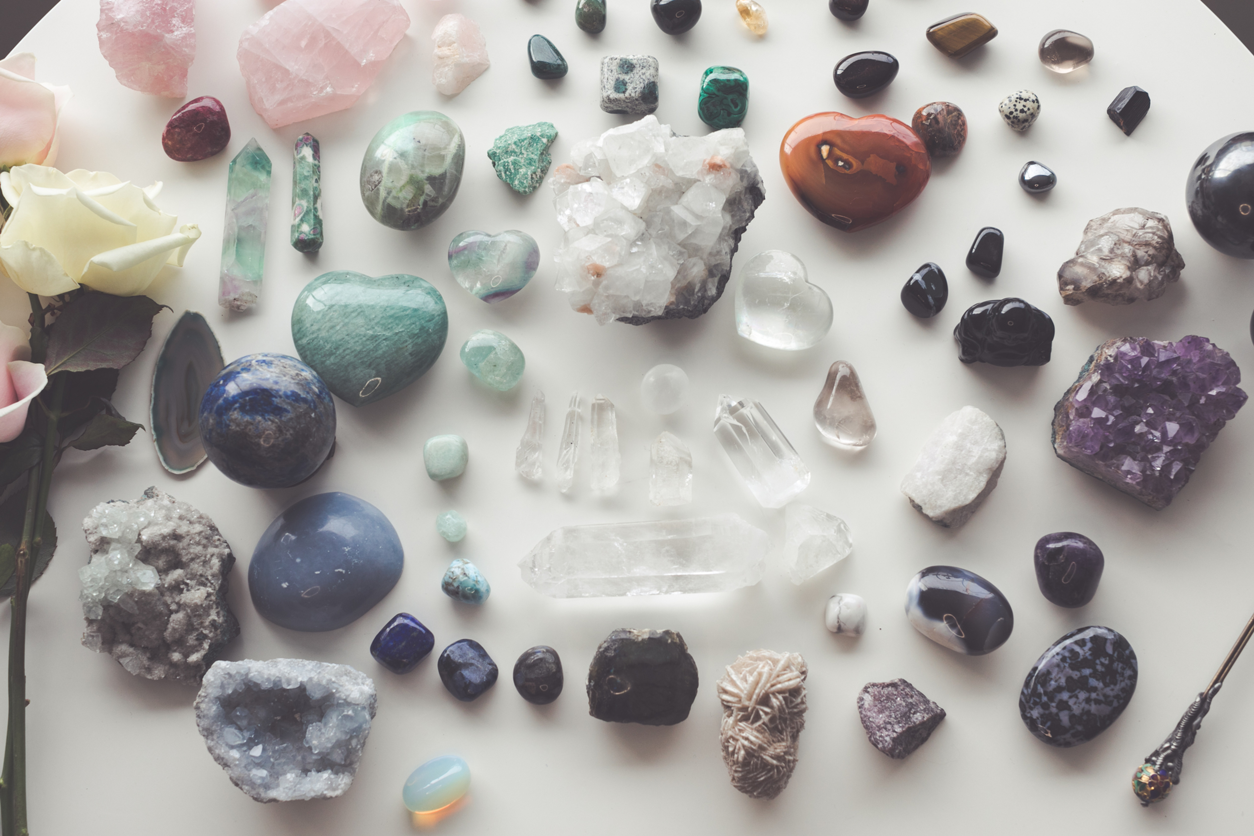 Crystal Healing - One Hour Session