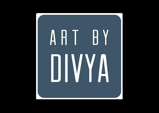 ART BY DIVYA logo