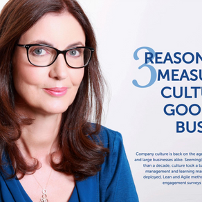 3 Reasons Why Measuring Culture Is Good For Business