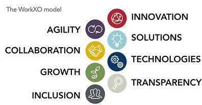 WorkXO Culture Assessment Model