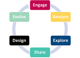 PPI Culture Change Process diagram EAESD