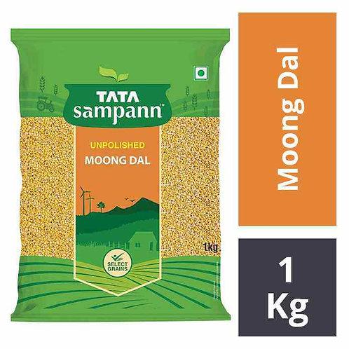 Tata Sampann Moong Dal : 1 kg