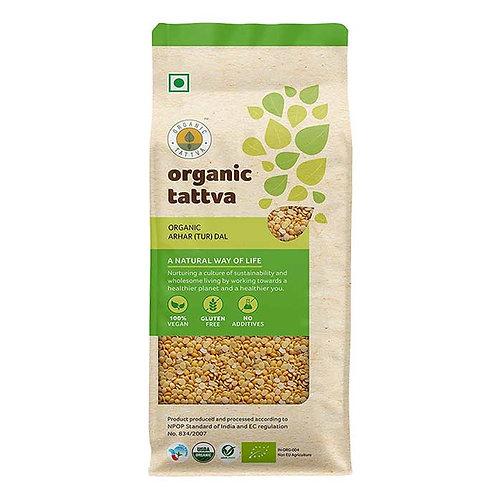 Organic Tattva Arhar Tur Dal : 1 kg