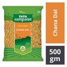 Tata Sampann Chana Dal : 500 gm