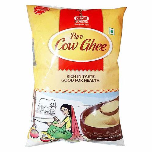 Vijaya Pure Cow Ghee : 1 Litre