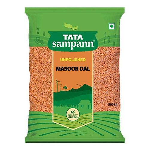 Tata Sampann Masoor Dal : 500 gms