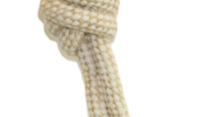 Rope and Jute Toy