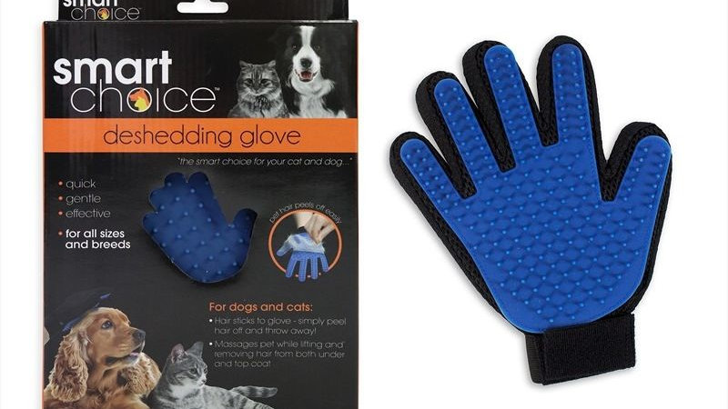Silicone Pet Grooming Mit