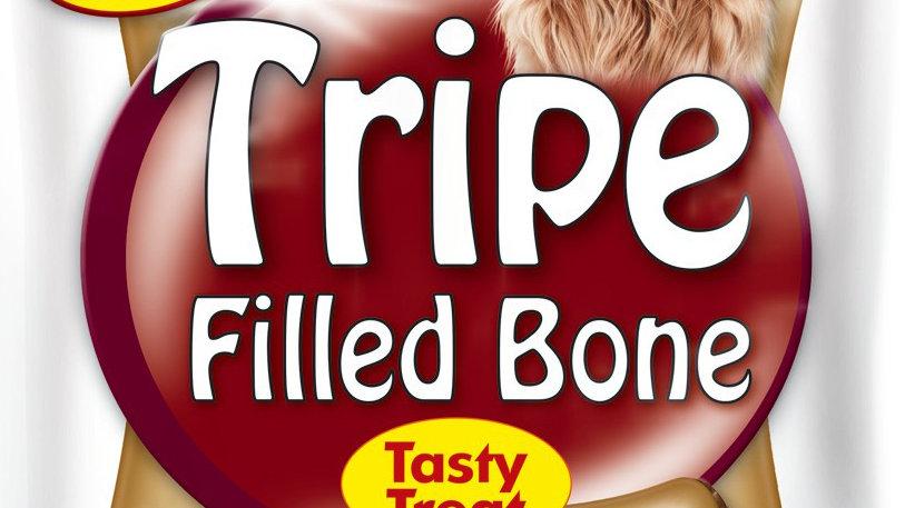 Tripe filled Bone