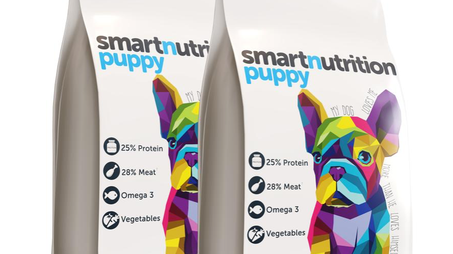 Smart Nutrition Complete Puppy Food