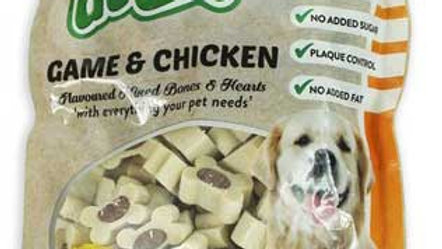 Delicious Game and Chicken Treats