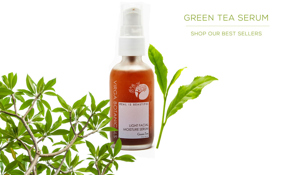 Virga Botanicals Green Tea Serum