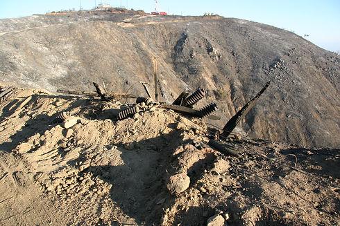 Burbank Fire (10-02-05) -009.JPG