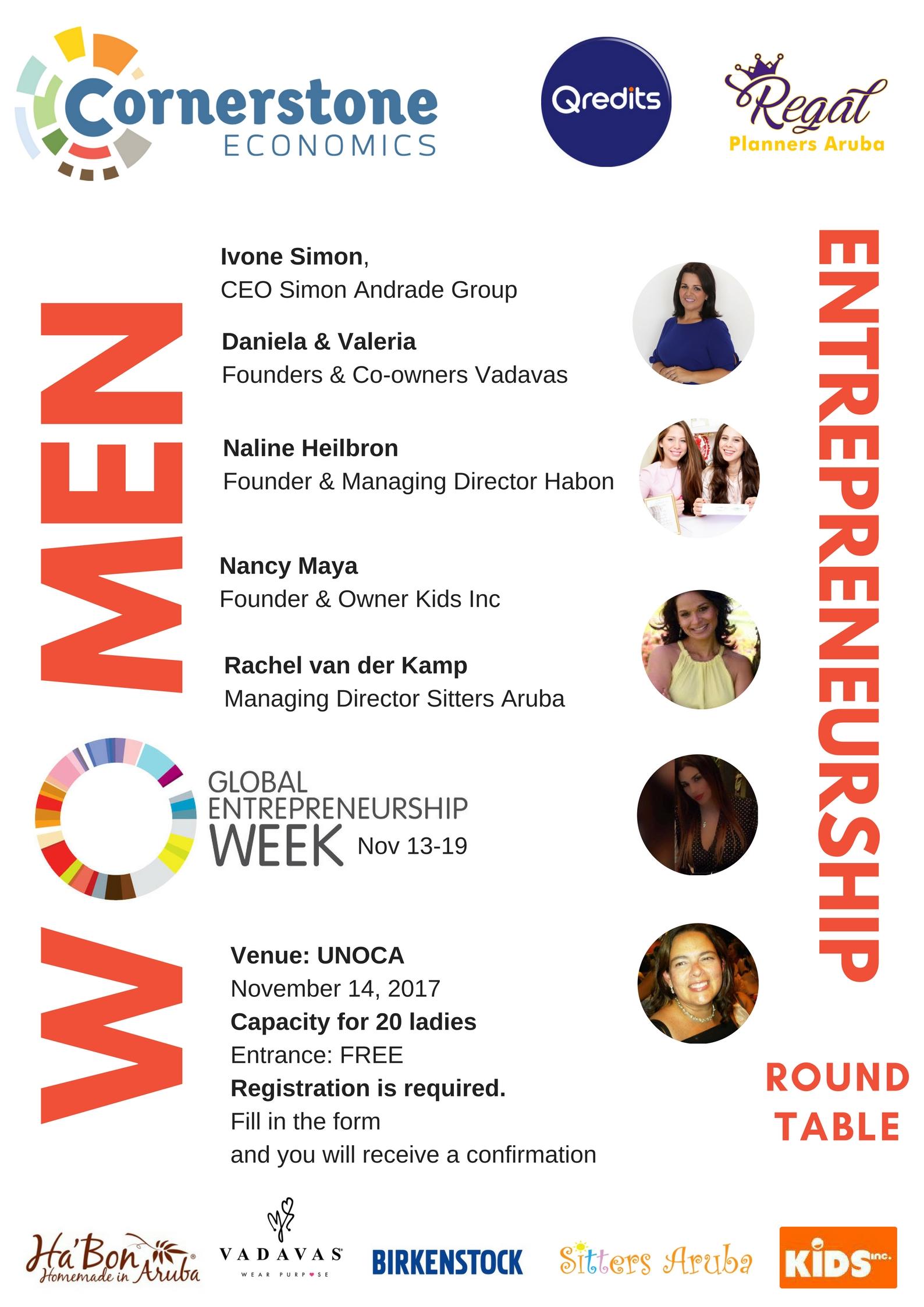 Women Entrepreneurship Roundtable