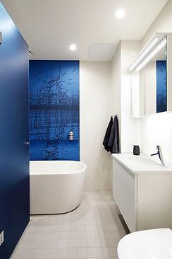 Helsinki bathroom remodel