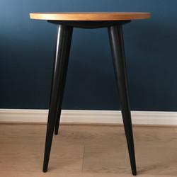 Modern retro table