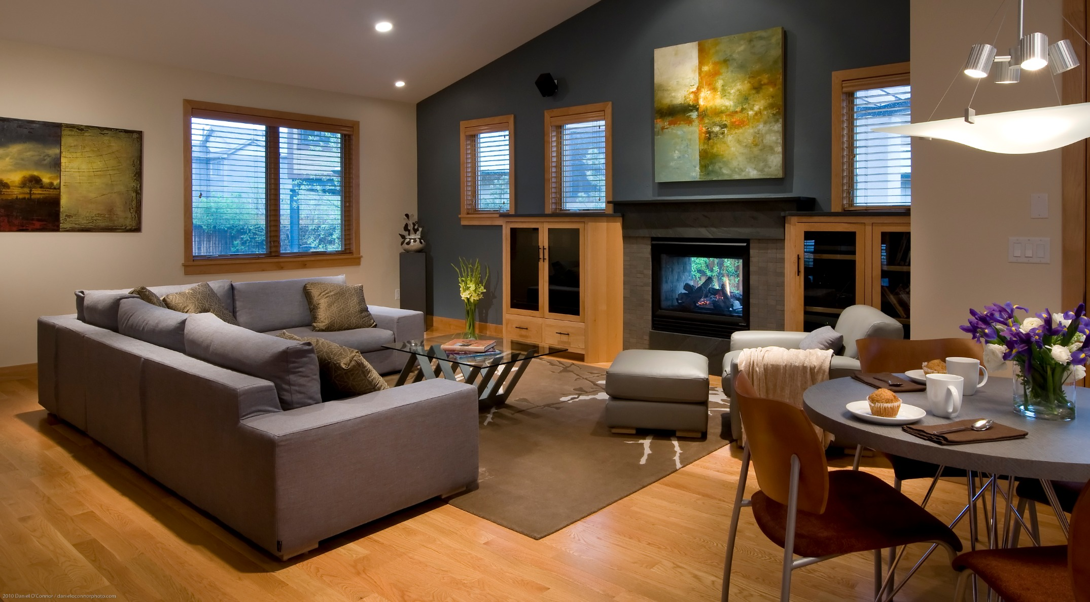Colorado transitional style