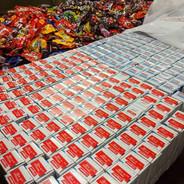 46th Harambee Treat Bag Prep
