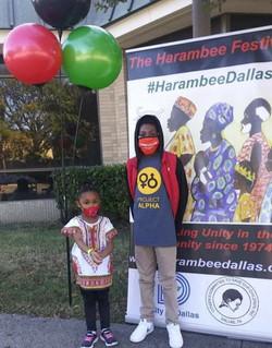 Harambee Kids Volunteering