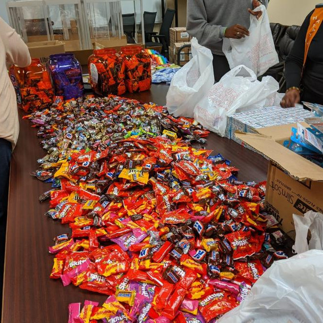 46th Harambee Treat Bag Prep.jpg