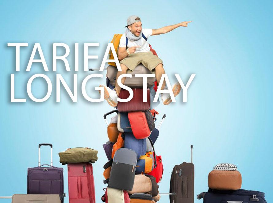 TARIFA LONG STAY